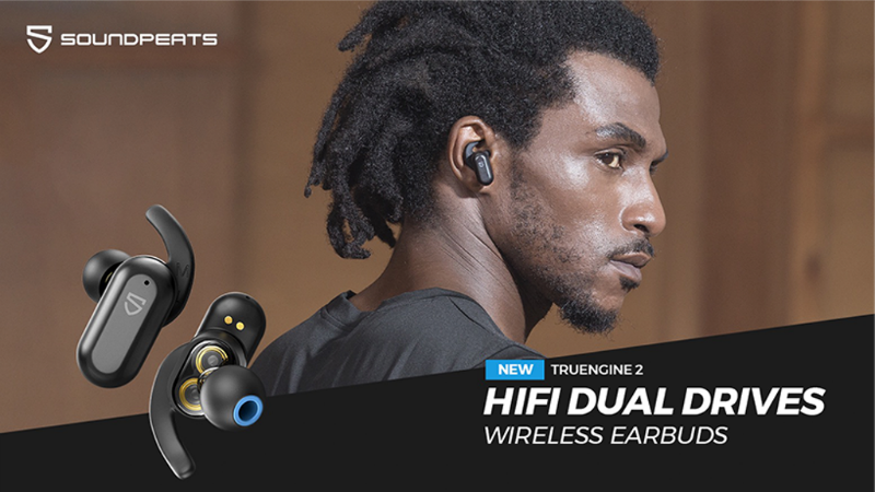 Absurdly powerful wireless earbuds that deliver crystal clear sound for just $69