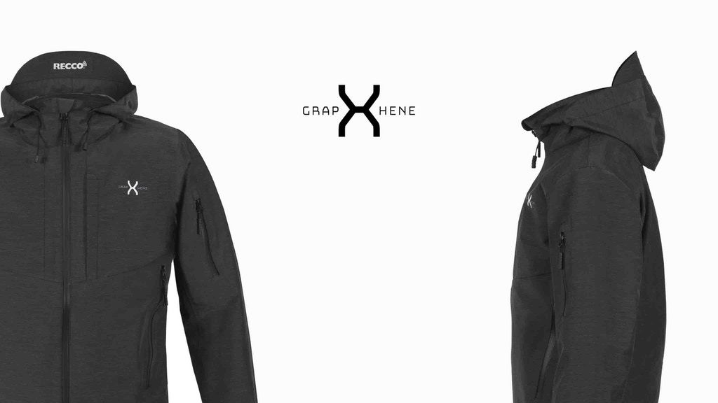 "The world's first ""graphene-infused"" jacket will knock your freakin' socks off"