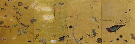 Max Miller - Apostle birds Mount Wood Tibooburra