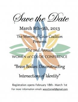Women of Color Cornell
