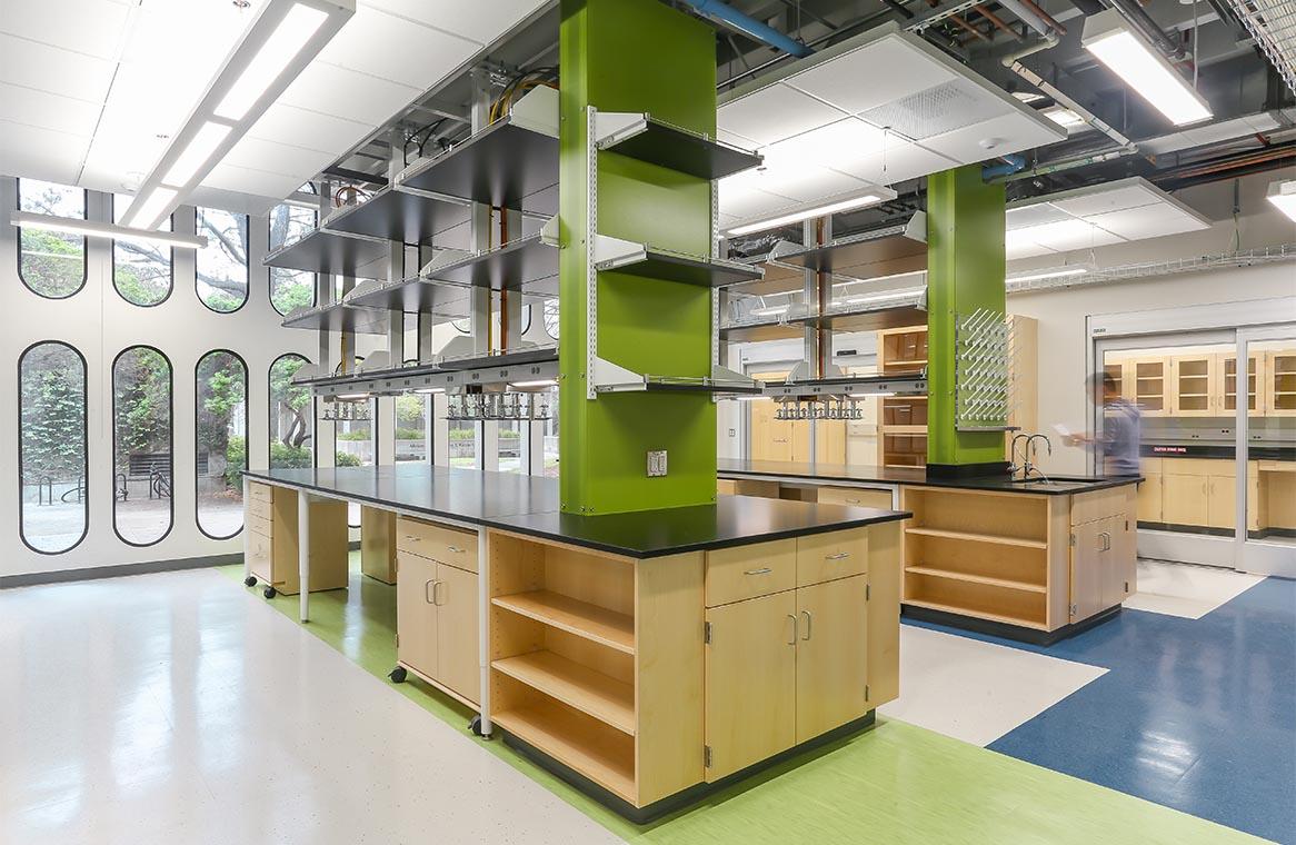 UCSD Muir Hall Lab Renovation