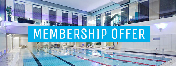 Exclusive discount at London's Leading Health Club & Spa