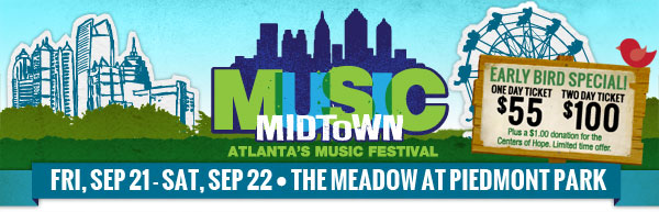 Music Midtown 2012 Lineup Announced & Tickets Info