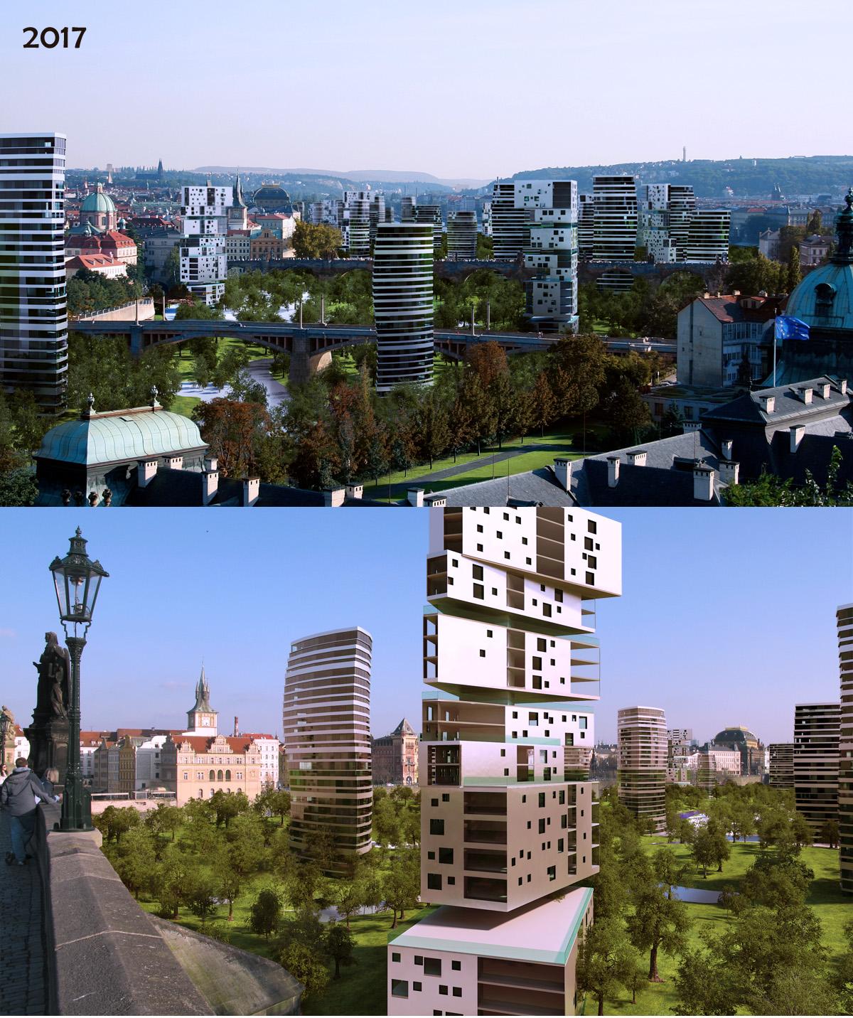 Z pražského magistrátu unikly první informace o vybudování obrovského tunelu, který  by měl odklonit Vltavu z pražského centra. Důvodem je plánovaná výstavba v korytě řeky.