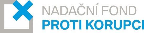 Nadační fond proti korupci logo