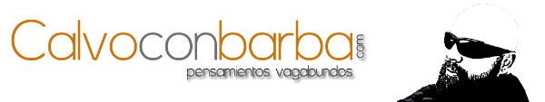 CalvoConBarba Header
