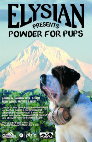 Powder for Pups