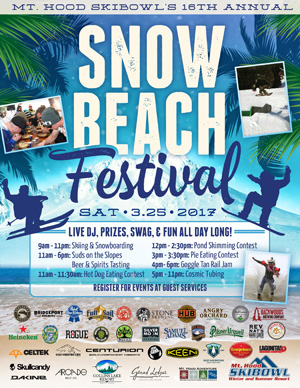 Snow Beach Festival