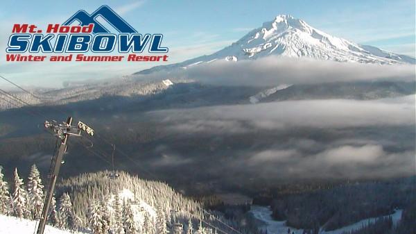 Upper Bowl Snow!