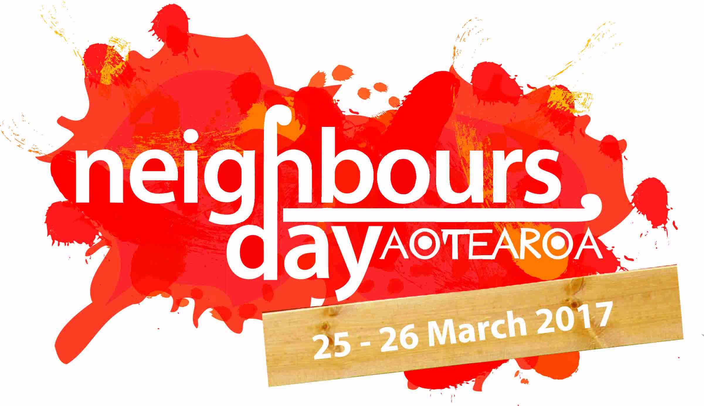 Neighbours Day Logo