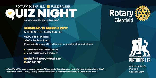 Rotary Quiz Night