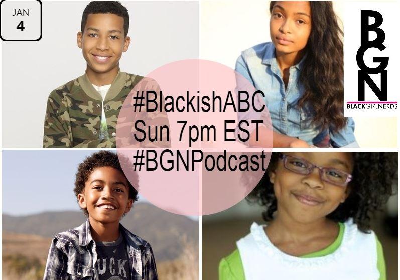 BGN blackish podcast