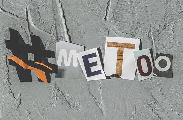 #MeToo word image