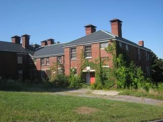 Photo of Walter E. Fernald State School in Waltham, Massachusetts