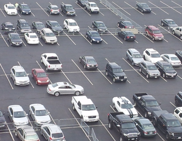 intuVision VA Parking, monitor and track parking spot usage.