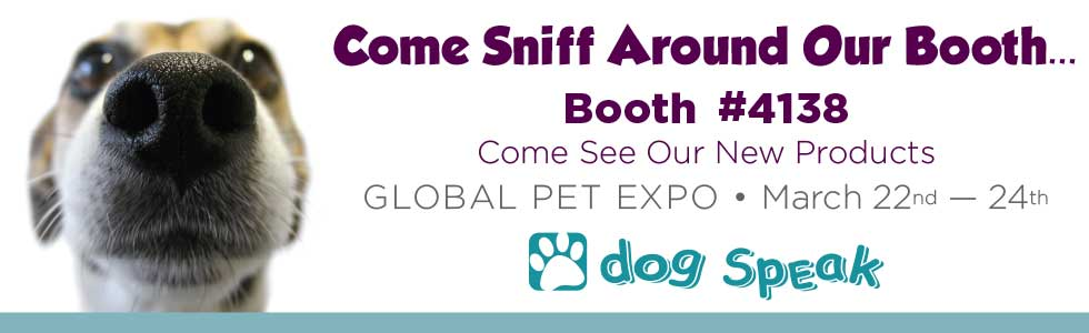 Come sniff around our Booth #4138!