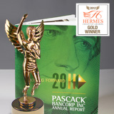 Hermes Award - Pascack Bank