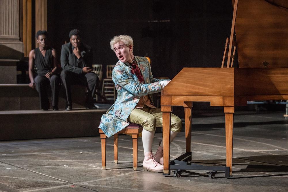 Amadeus production photo