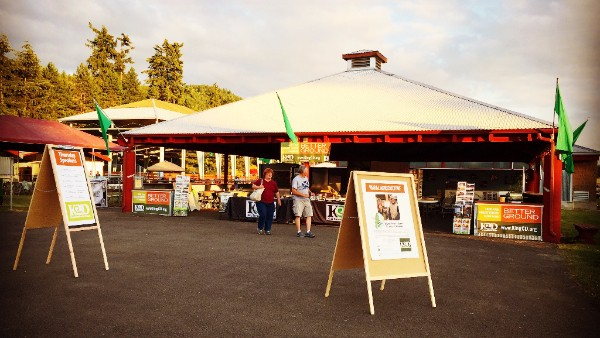 KCD Gazebo at the King County Fair