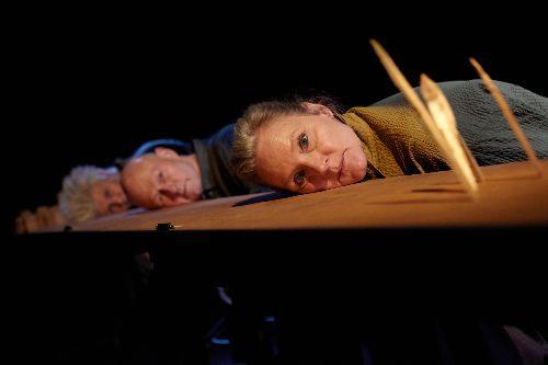 Tænk, hvis man havde en rejsegrammofon - Teatret Gruppe 38