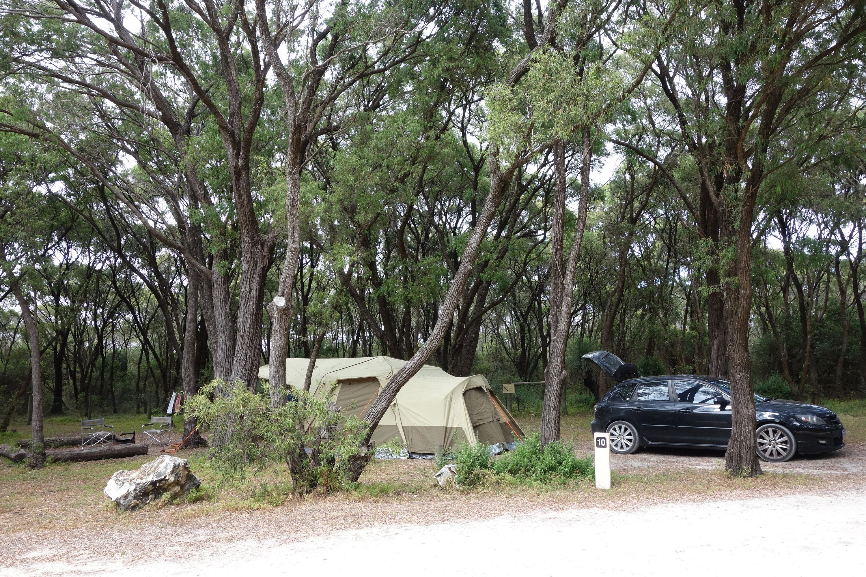 Conto Campground - Amanda Smith
