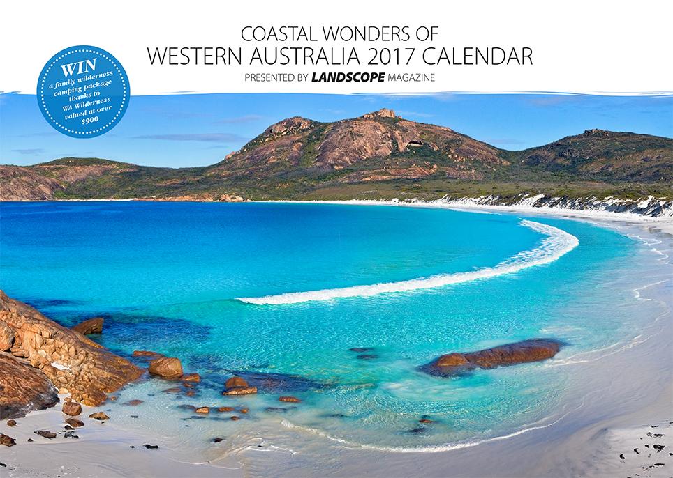 Landscope 2017 calendar