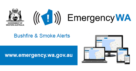 Emergency WA logo