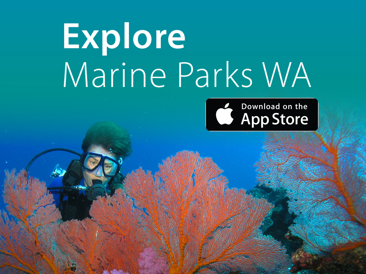 Marine Parks WA app
