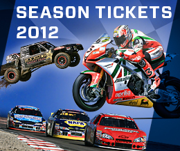 Season Tickets 2012