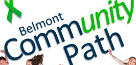 Support the Belmont Community Path