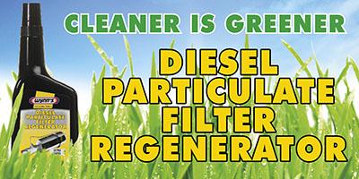 Cleaner is greener