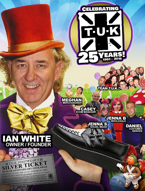 25 YEARS OF T.U.K.