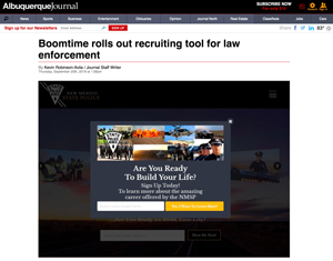 boomtime-rolls-out-recruiting-tool-for-law-enforcement