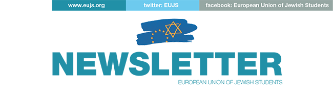 EUJS Newsletter Header
