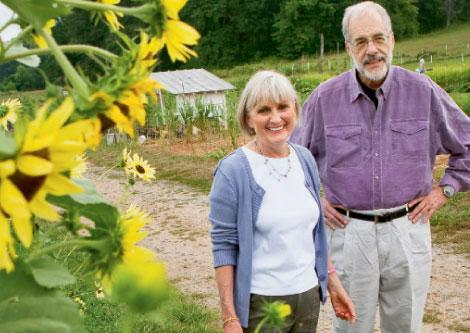 Lisbeth Riis and Don Cooper of CooperRiis