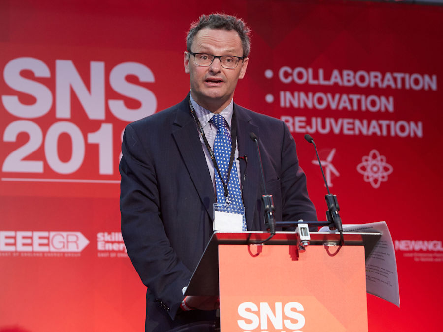 Energy: Southern North Sea Conference 2018