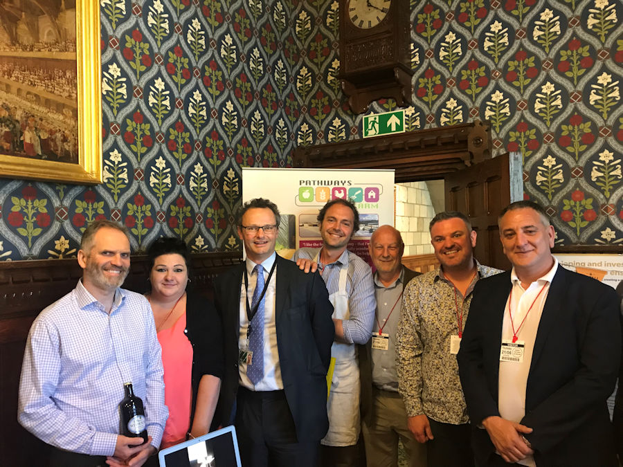 Suffolk Day Event in Parliament