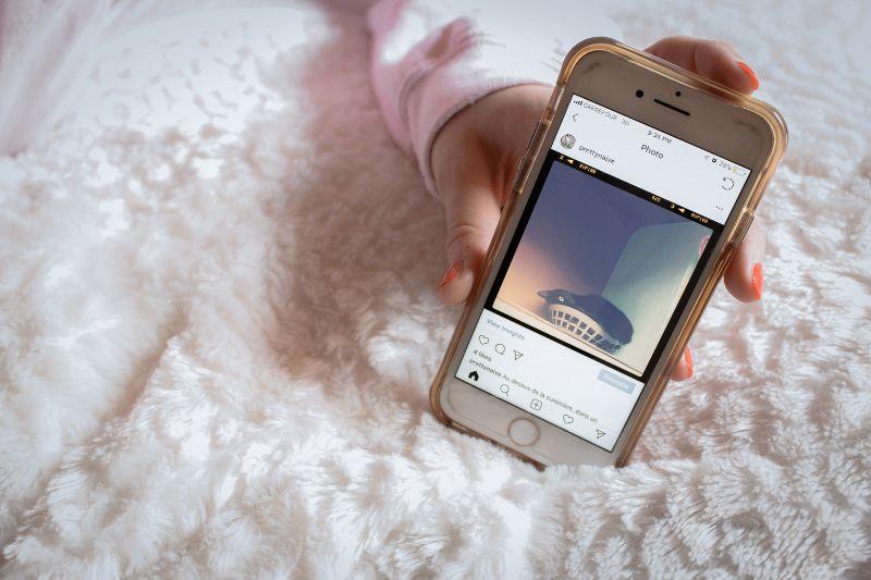 pretty naive   S'amuser avec Instagram et se réapproprier la plateforme