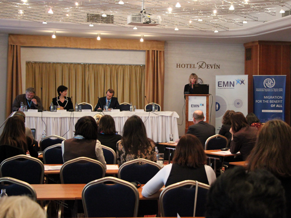 Konferencia EMN - Integračné programy pre osoby s medzinárodnou ochranou