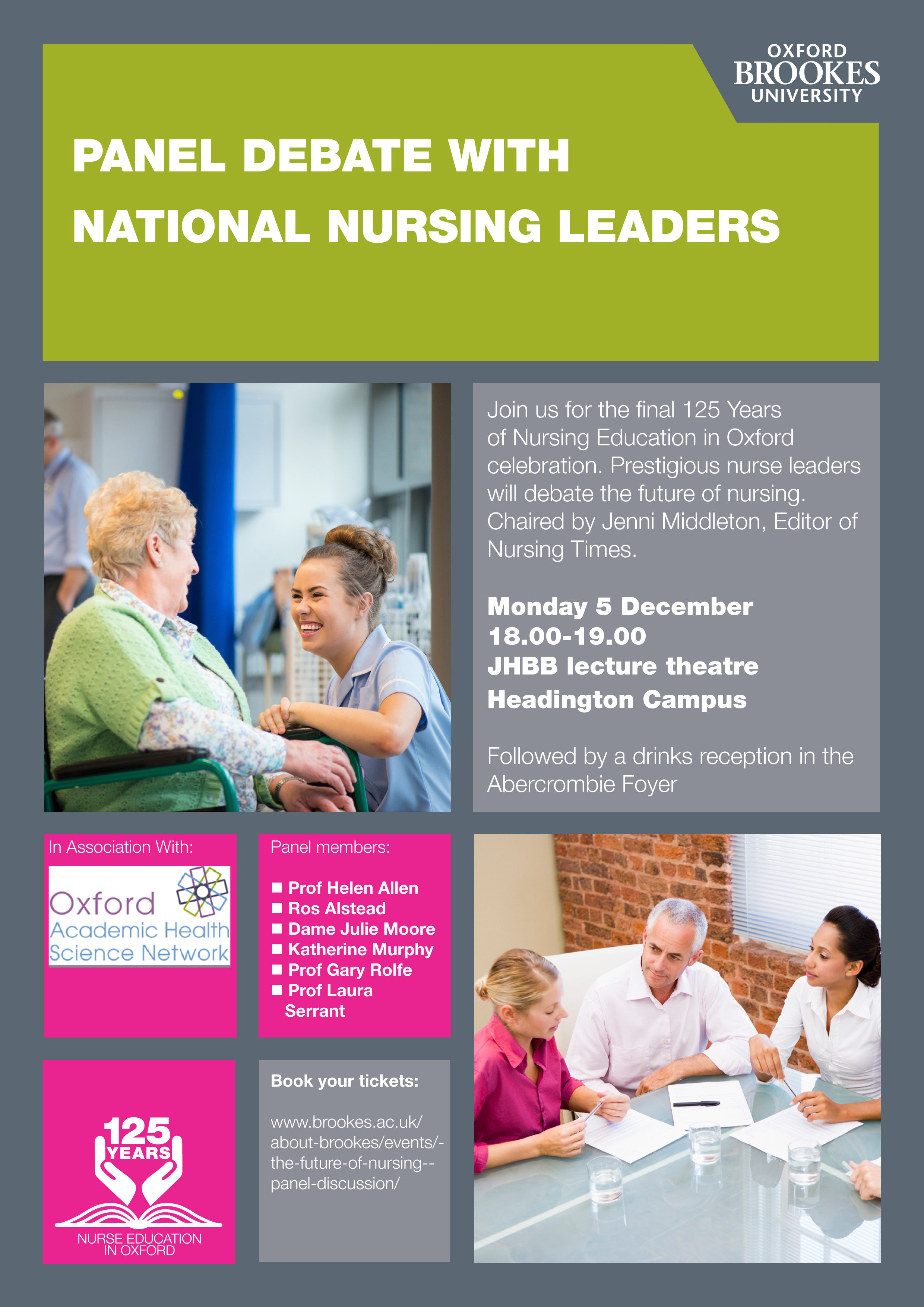 Future of nursing debate 051216