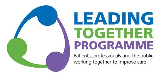 Leading Together programme logo