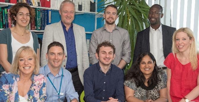 Oxford psychological medicine team