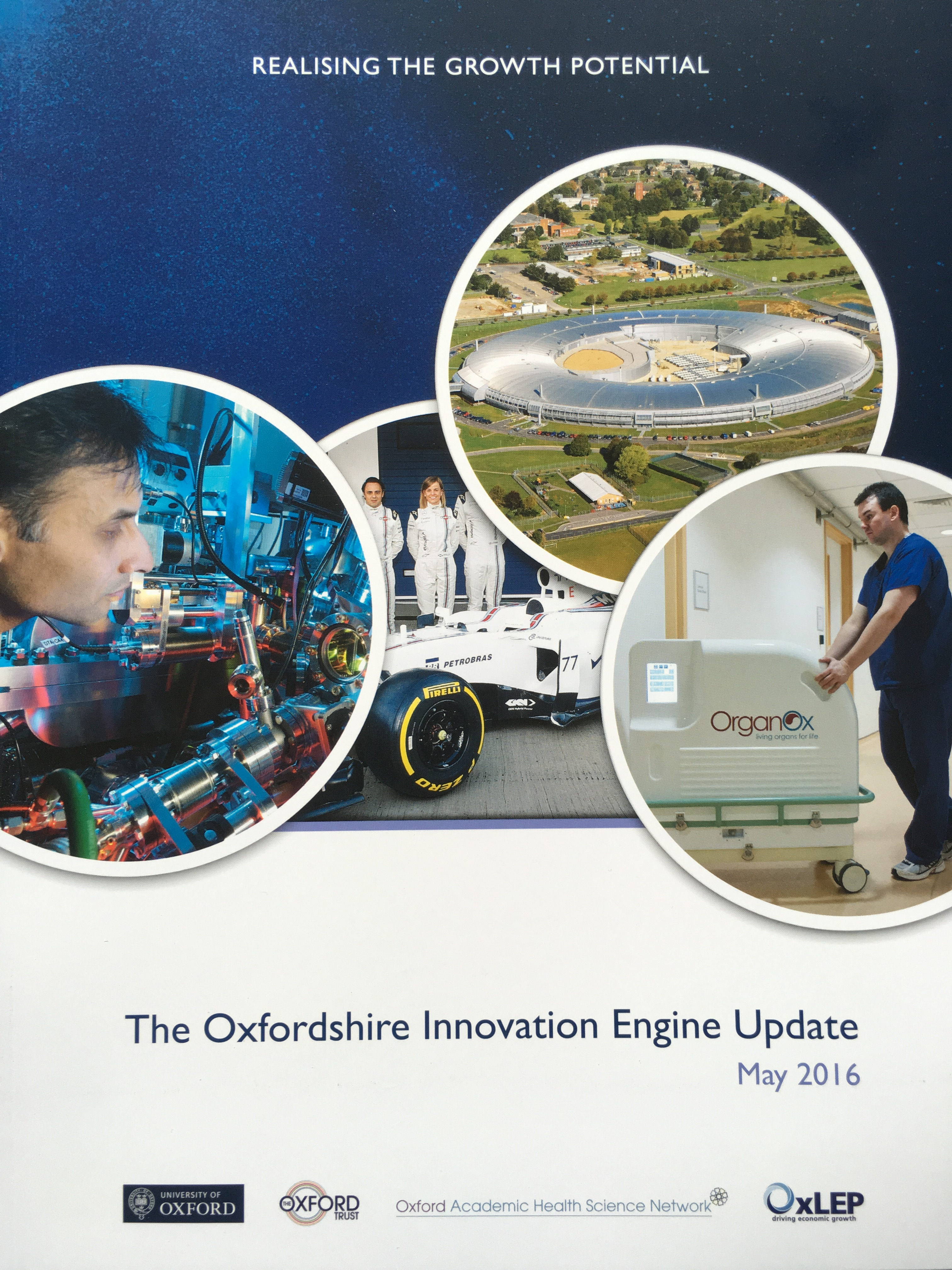 Oxfordshire Innovation Engine Update report