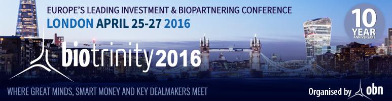 BioTrinity 2016 logo