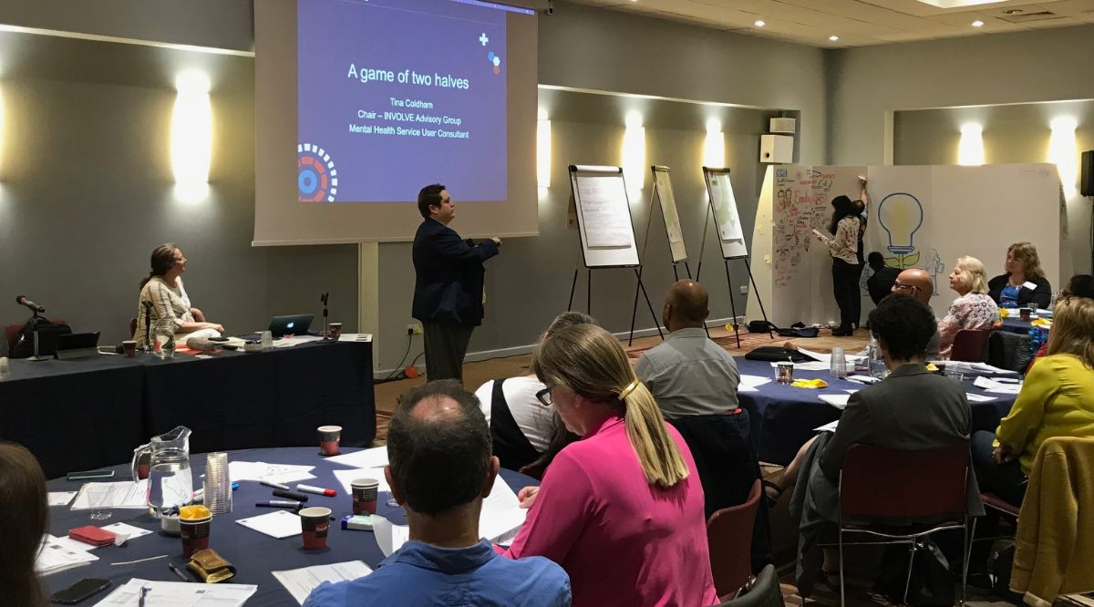 Person-centred approaches event