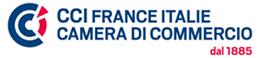 Logo CCI France Italie Camera Di Commercio