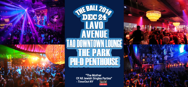 The Ball 2014 - 5 Venues, 4000+ Expected