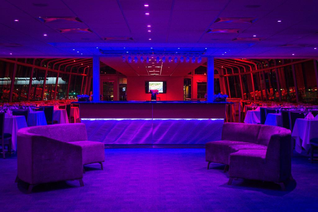 The Yachtza Ball - Interior