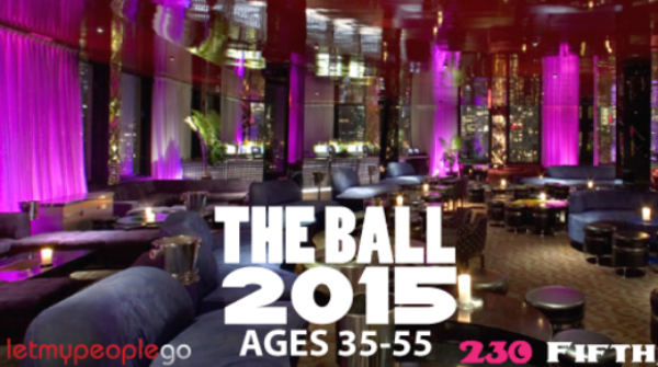 The Ball for Ages 35-55