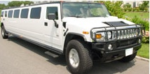 Hummer Limos for The Ball